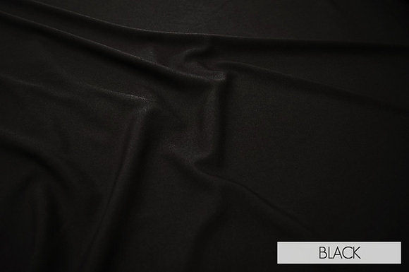 Napkin, Poplin (black) $1.10 each