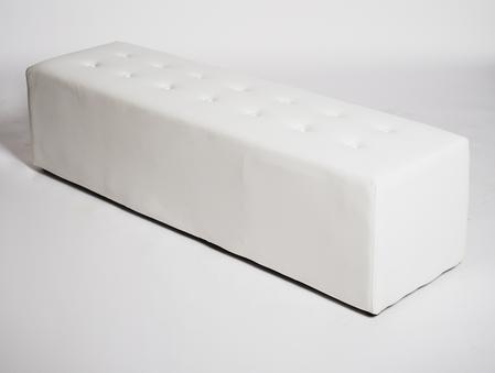 White long bench, $53 each