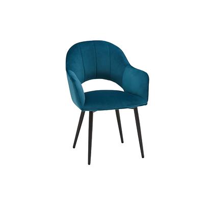 Sophia Lounge Chair, Blue, $25 each