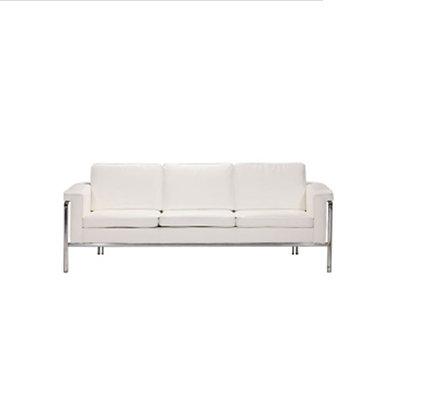 Carlton Sofa, white