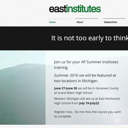 East Institutes Website