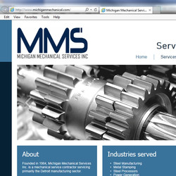 Business Web Site