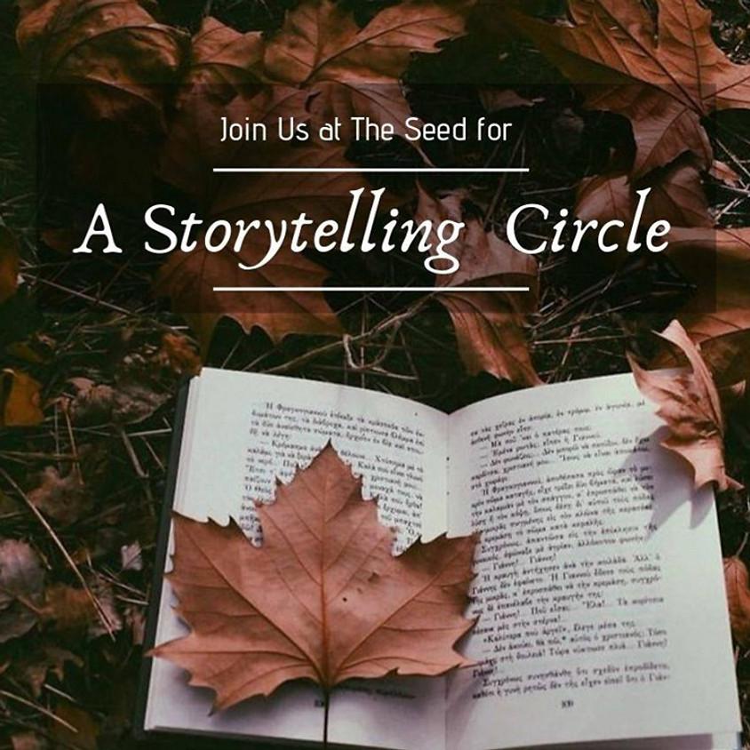 Storytelling Circle at The Seed