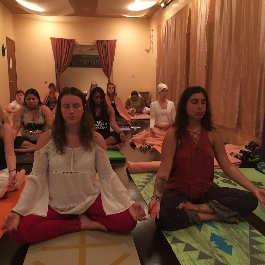 Kundalini & Yin Yoga with Live Music