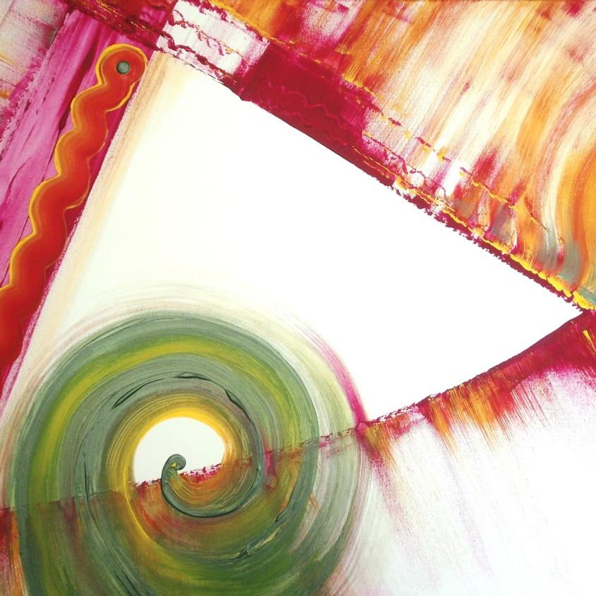 Meditative Art-Making with Morgan // 3-Week Series