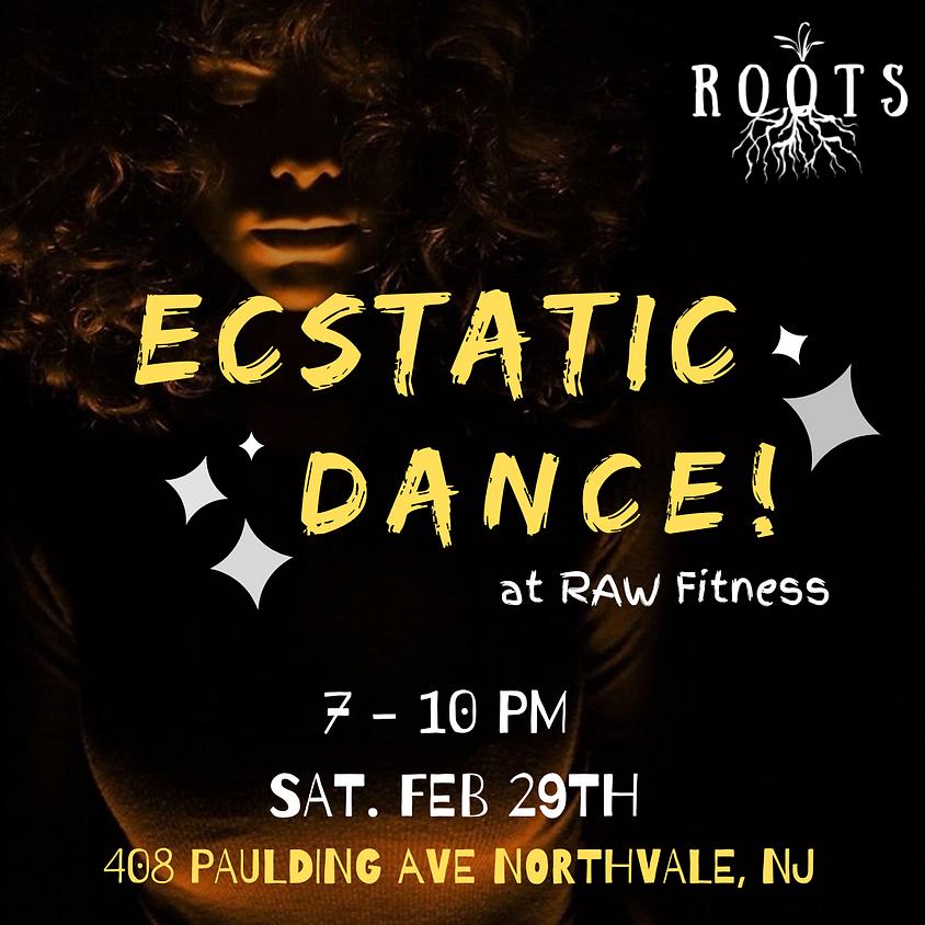Ecstatic Dance!