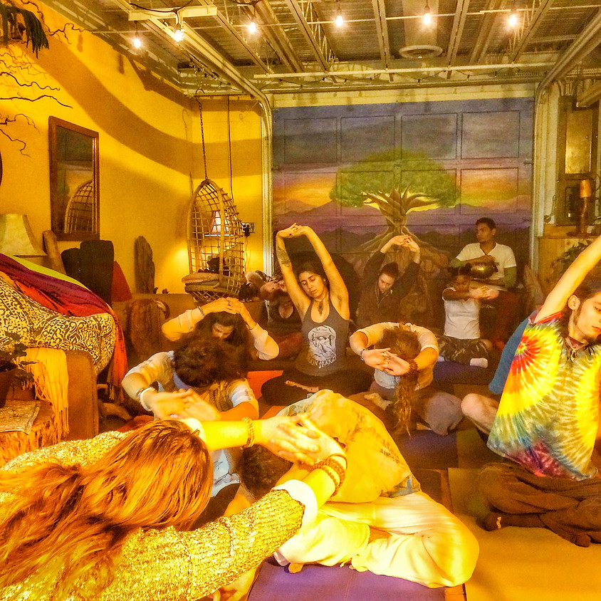 Kundalini Yoga & Creativity // 3-Week Series