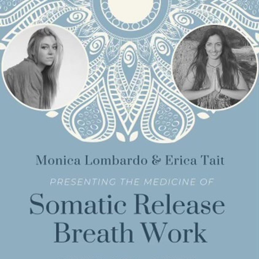 Somatic Release Breath Work