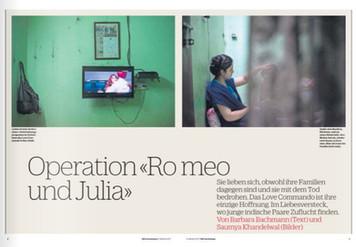 "Operation ""Romeo und Julia"""