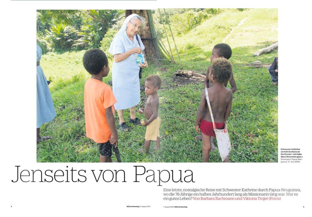 Jenseits von Papua