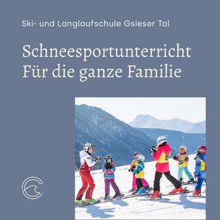 Skischule Gsies