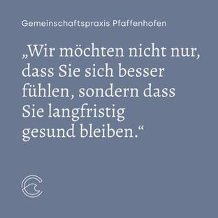 Praxis Pfaffenhofen