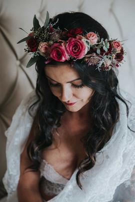 Hochzeit Waldscheune