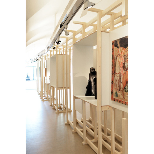 Ausstellungsgestaltung SKB - CURATED BY YOU