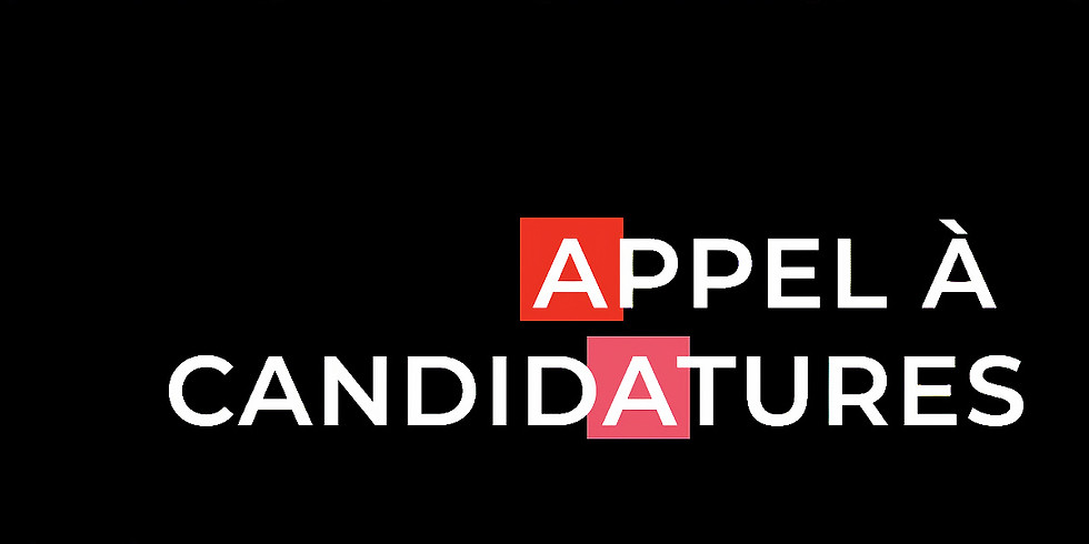 Appel à candidatures - PROGRAMME MAROQUINERIE APF
