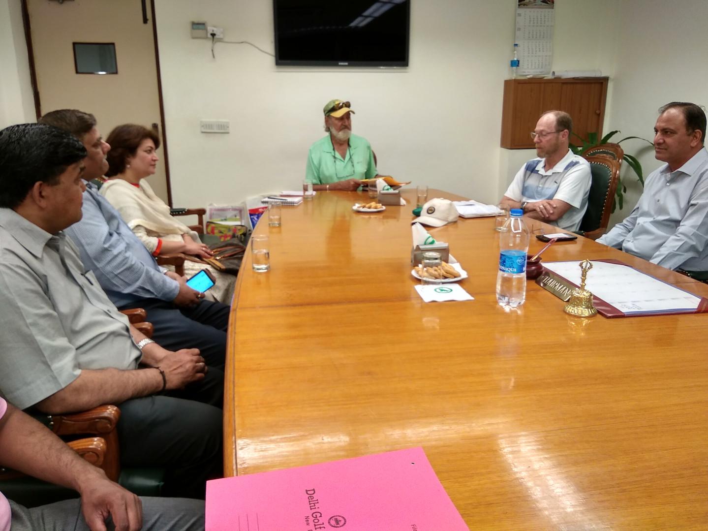 DGC Board Meeting - Dr. Angeli Qwatra, M