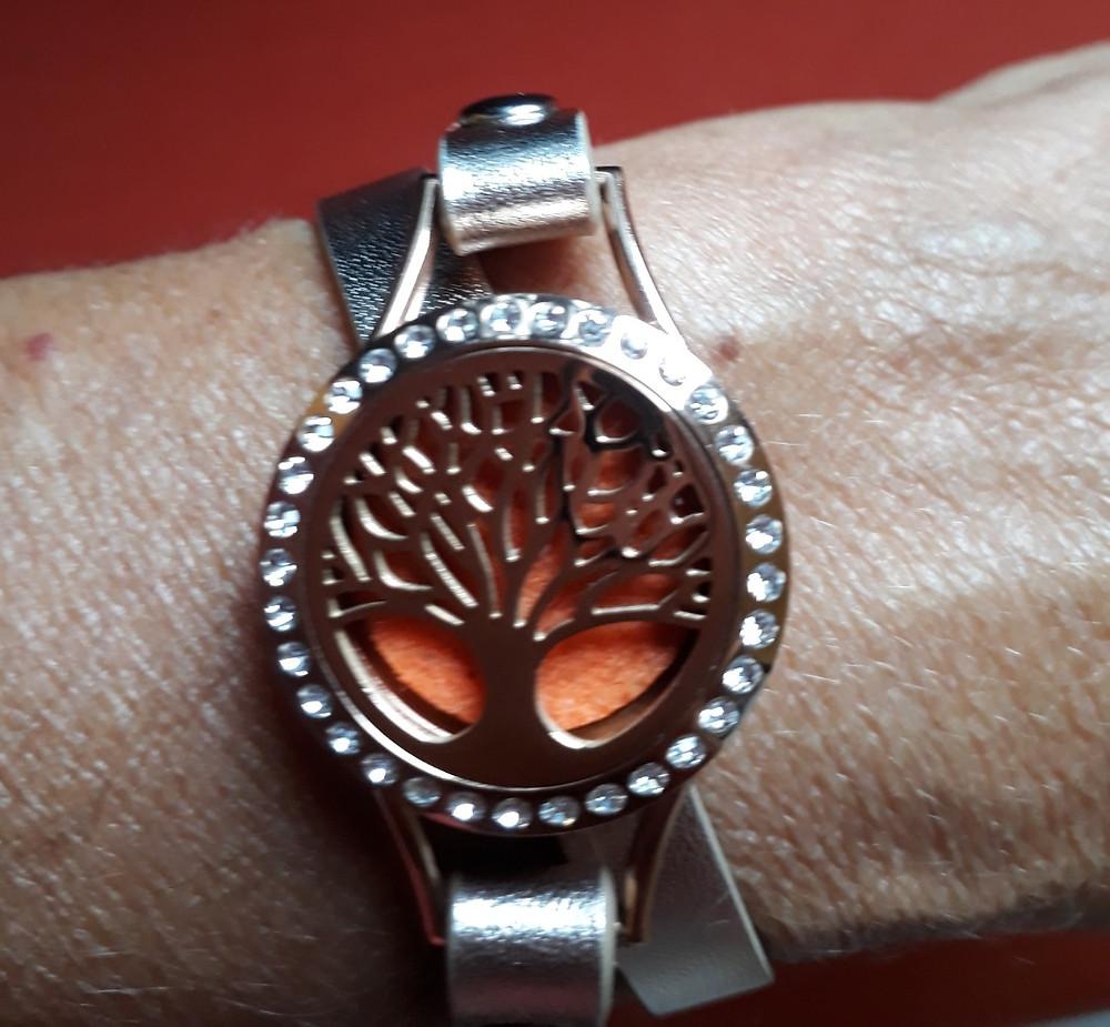 Bracelet arbre de vie HE de chez MedicaMenthe