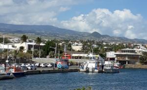 Port de Saint Pierre la Réunion