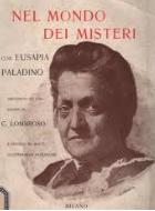 Couverture d'un magazine représentant la médium Eusapia Palladino