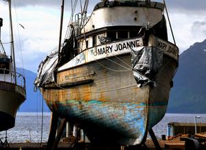 Bateau Mary Joanne pour le Grand Marin