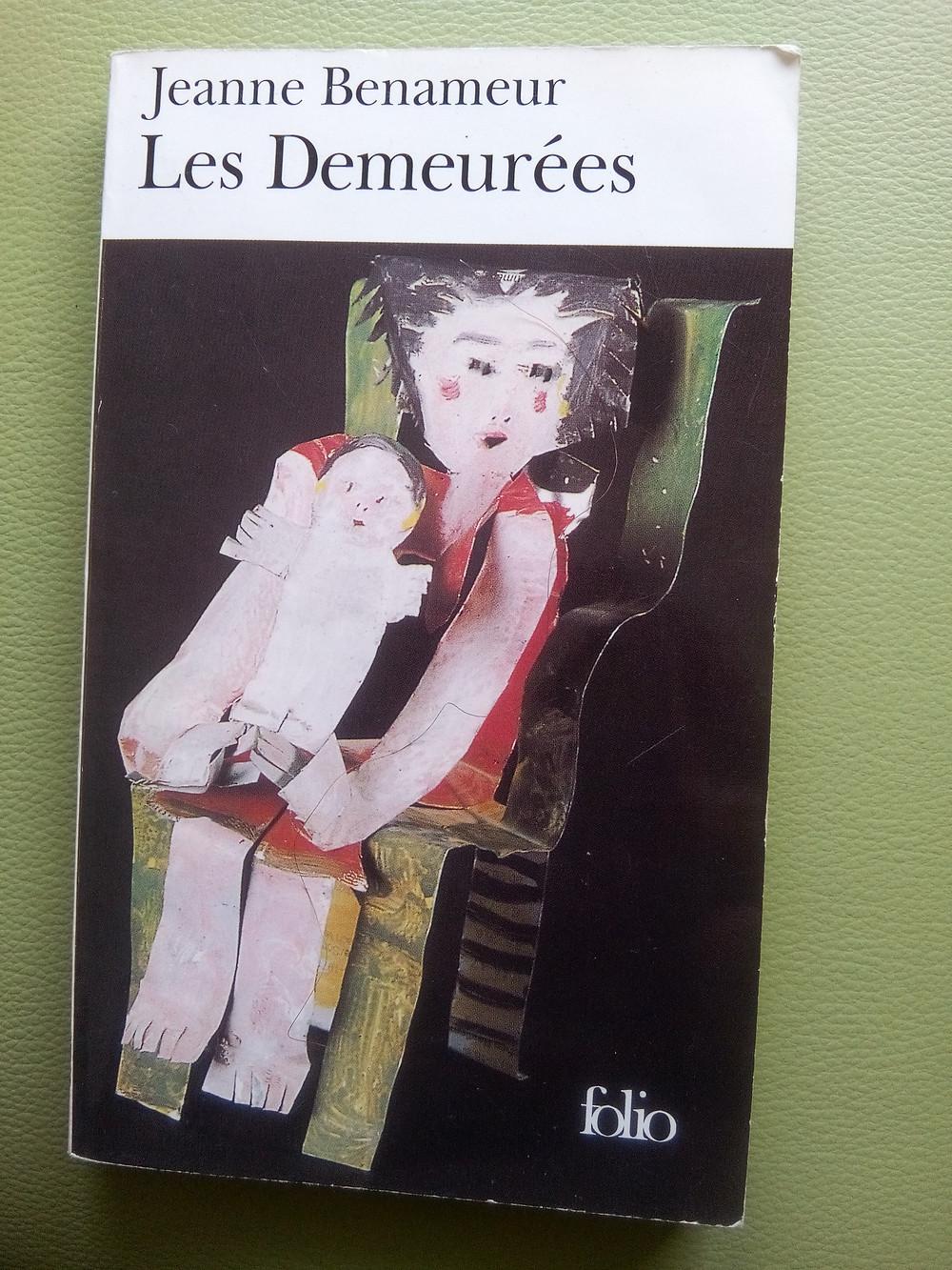 couverture du livre Les demeurées de Jeanne Benameur
