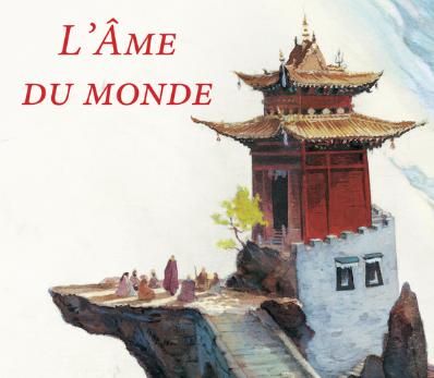 Illustration du livre -L'âme du monde- de Frédéric Lenoir