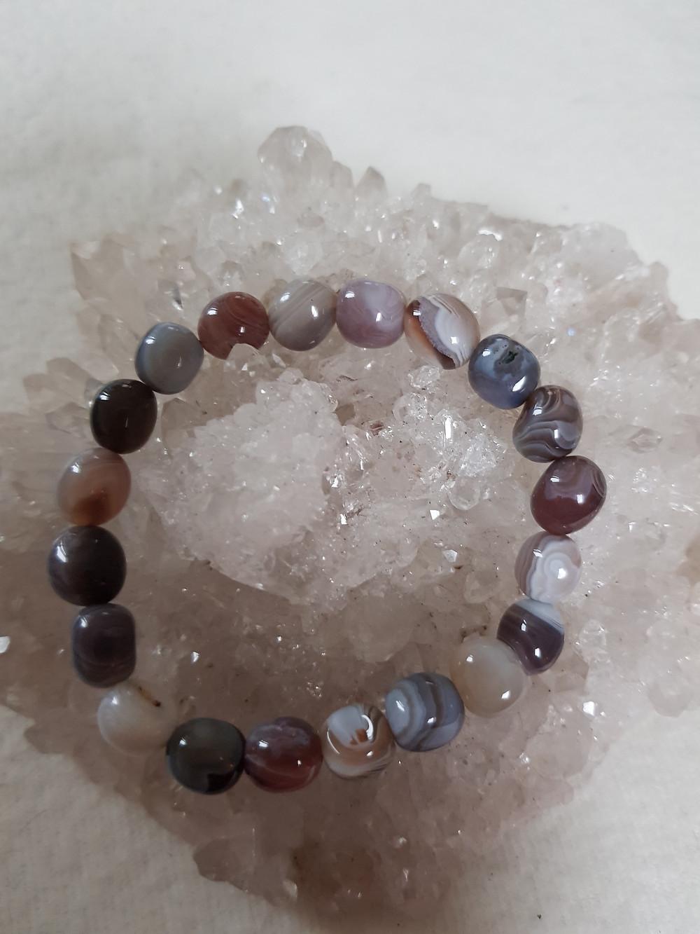 Bracelet commercialisé par Katia Gattefosse