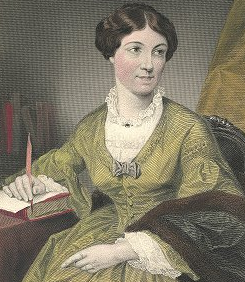 portrait de Harriet Taylor Mill