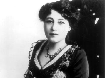 Photgraphie portrait de Alice Guy, première femme cinéaste