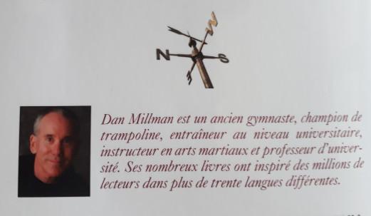 Quatrième de couverture du livre de dan Millman Les quatre buts de la vie