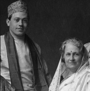 Maria et Mario en Inde