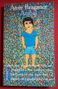 Couverture du livre Anibal de Anne Bragance