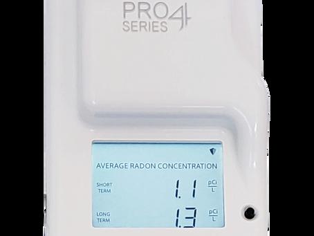 New radon monitors make you the scientist!