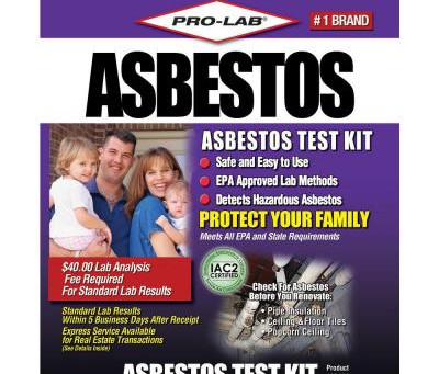 DIY Asbestos Test