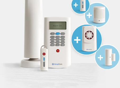Whole-house cellular monitoring system!