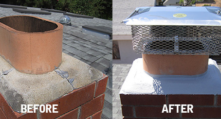 Cheap way to save your chimney