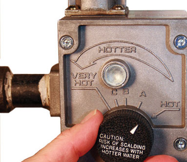 Water heater safety isn't that simple.