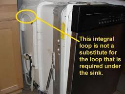 It's good to get loopy! (at least with dishwashers)