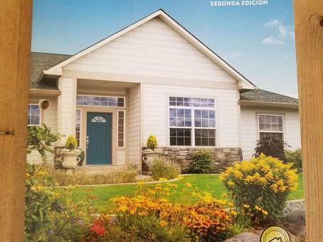 New Home Maintenance Books in Spanish!