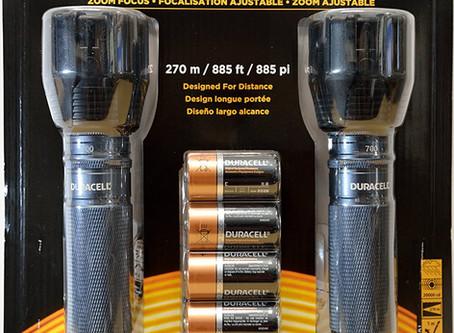 The perfect flashlight!