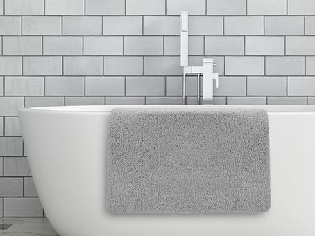 Excellent new design for tub mat!