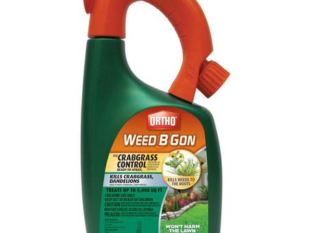 Selective Weed Killing