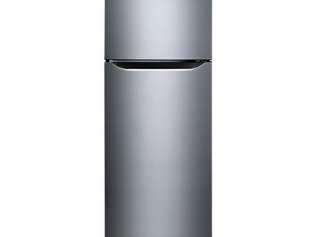 New slim fridges good for small kitchens!