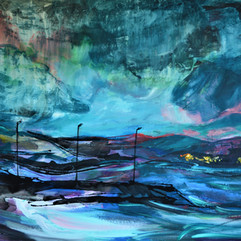 As farolas do mar