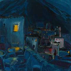 Noche en Chaouen