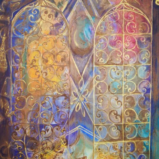 Puerta del paraíso