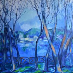 Homenaje a Cézanne