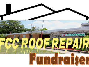 Roof Repair Fundraiser
