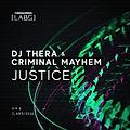 Criminal Mayhem Justice Cover