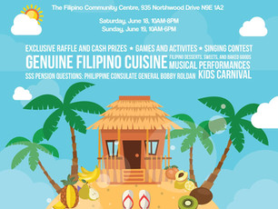 Carrousel of The Nations 2016: FILIPINO VILLAGE